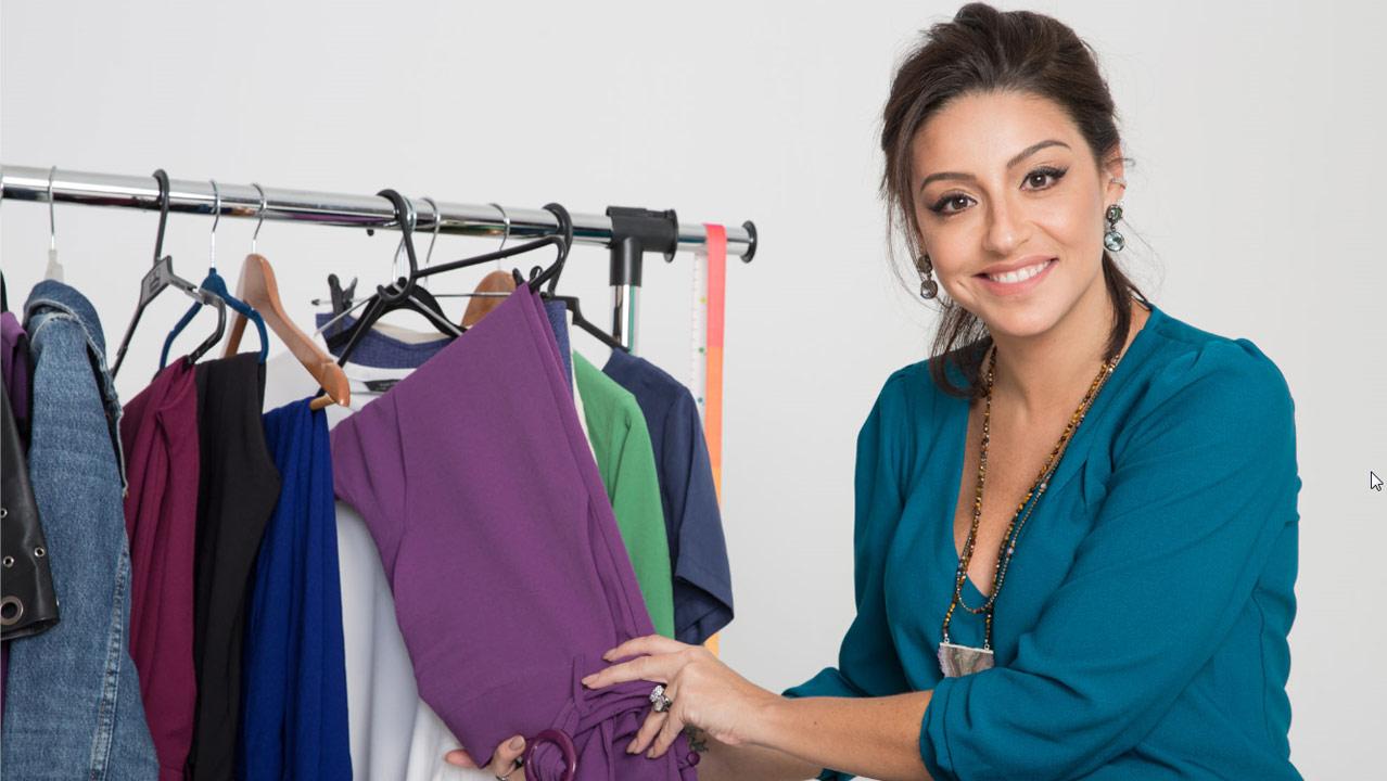 Guarda-roupas com Montagem de Looks